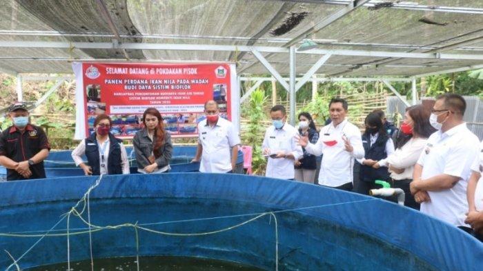 Pengadaan Ikan Hias Telan Biaya Rp 119 Juta, Kadis Pertanian dan Perikanan Tomohon: Itu DAK dari KKP