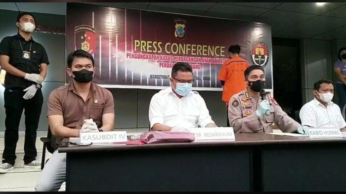 DP3A Manado Turunkan Tim Cek Kasus Perdagangan Bayi