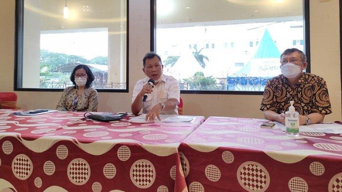 Direktur Utama Bank SulutGo, Revino Pepah.
