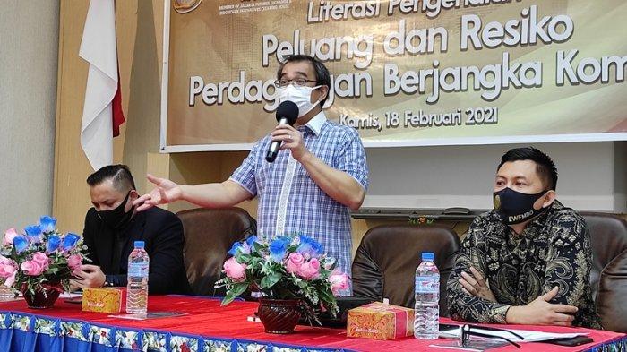 Rekor,Volume Transaksi Bursa Berjangka Jakarta Tembus 3 juta Lot