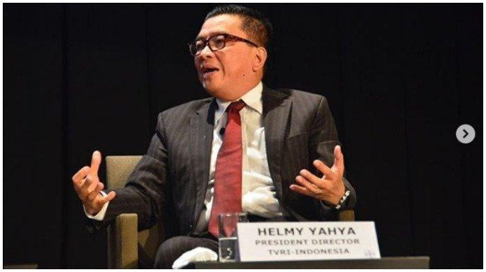 Sosok Helmy Yahya, Eks Dirut TVRI yang Dipecat, Punya Lembaga Kursus Broadcasting di 3 Kota Besar