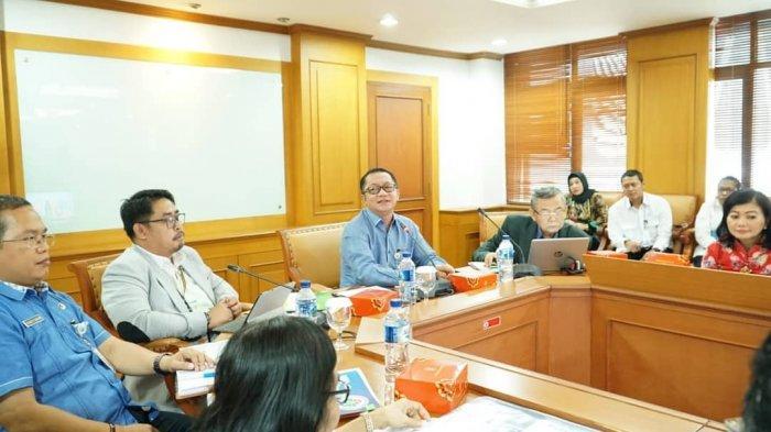 Dirjen PPMD Tekankan Perlu Sinergitas dan Kerja Sama Rumuskan Kebijakan untuk Dana Desa