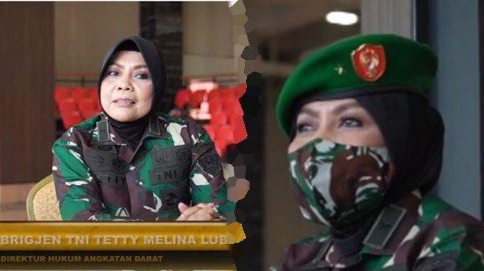 Sosok Tetty Melina Lubis, Jenderal TNI Wanita yang Kawal Pengeroyokan Kopassus, Ahli Hukum di TNI AD