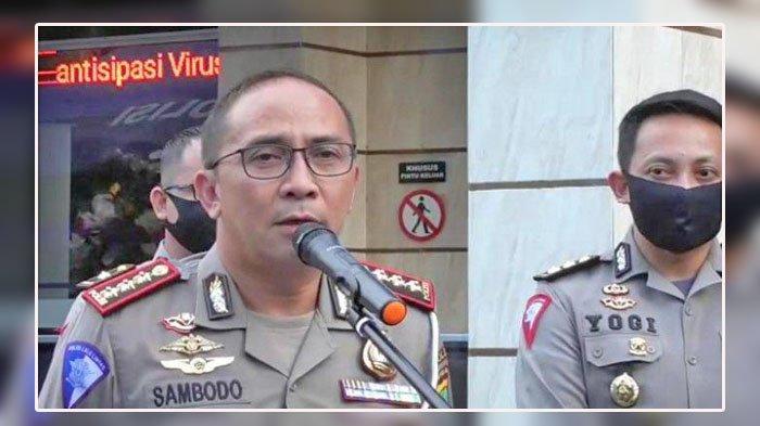 Lokasi Yang Dijaga Polisi Terkait Larangan Mudik di Jakarta