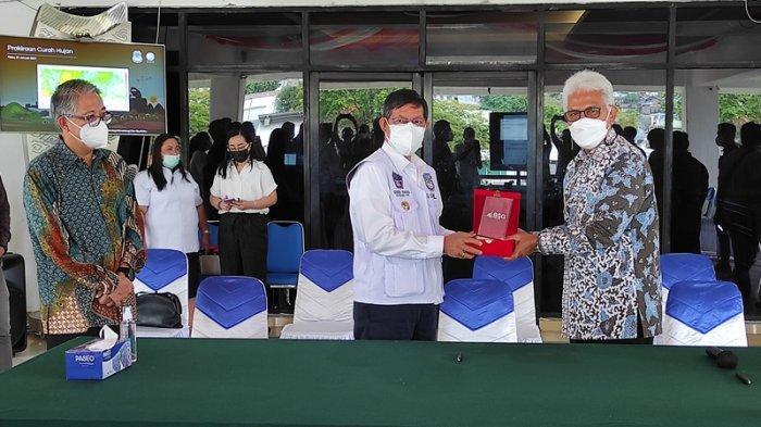 BSG Kembali Kelola RKUD Pemkot Manado, Dendeng: Kami Siap Berikan Pelayanan Terbaik