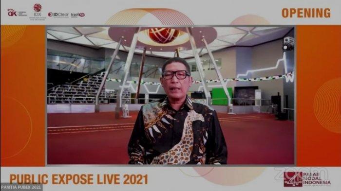 Public Expose Live 2021, BEI Targetkan 44 Ribu Pengunjung Daring