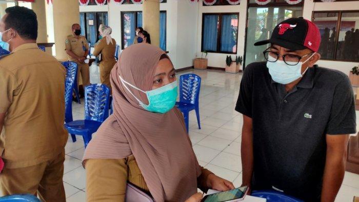 RSUD Datoe Binangkang Bolmong Ketambahan 24 Nakes