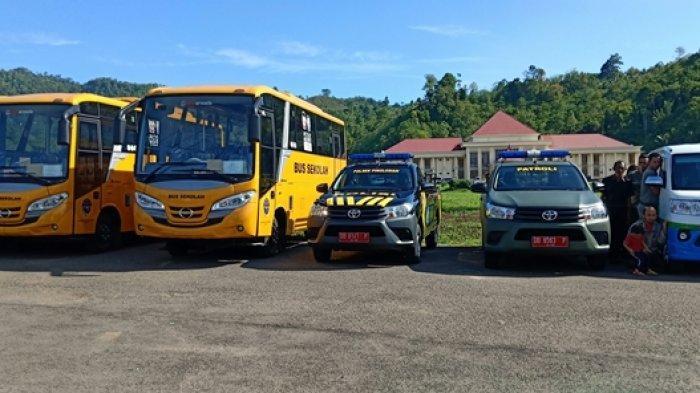 Kemenhub Undang Dishub Bolsel Bahas Bantuan Bus