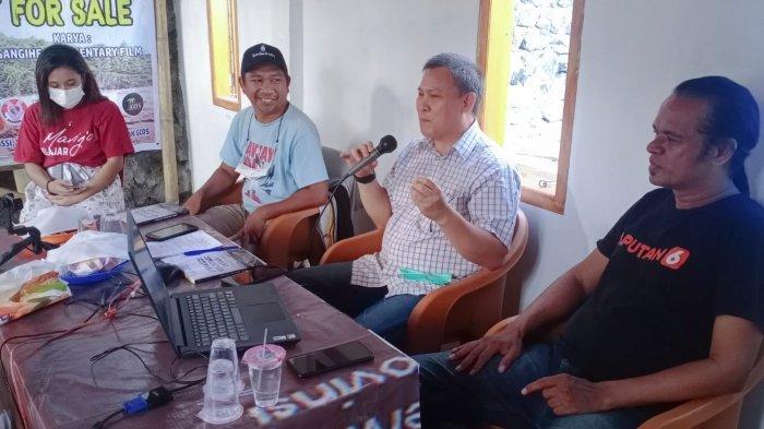 MJB Sulut dan AMSI Gelar Bedah Buku Karya Yoseph E Ikanubun: Jurnalis Melintasi Zaman