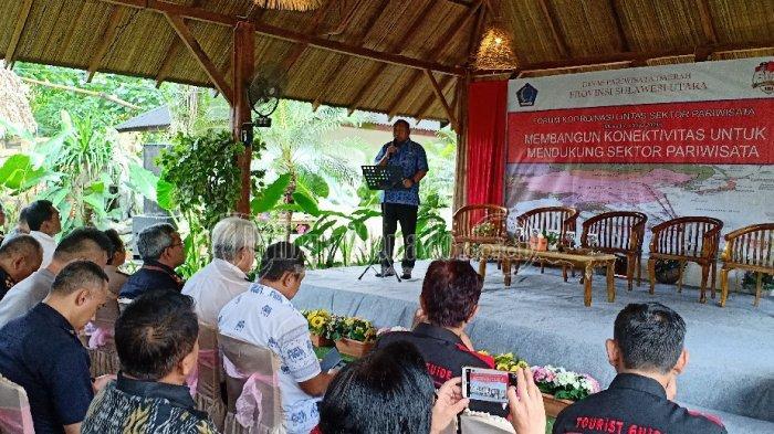 Dispar Sulut Gelar Acara Forum Koordinasi Lintas Sektor Pariwisata di Rumah Alam Manado Adventure