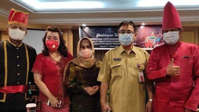 Pelestarian Kebudayaan Jadi Fokus Disparbud Bolsel