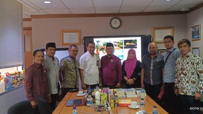 Disparbud Sambangi Kantor Kementerian Desa, Minta Support Kembangkan Desa Wisata
