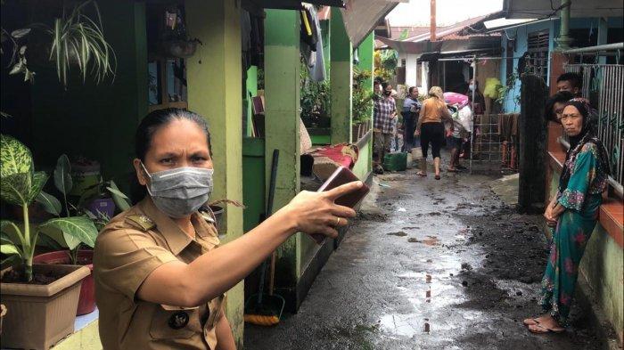 Dua Desa di Pesisir Pantai Kabupaten Minahasa Terkena Dampak Banjir Rob