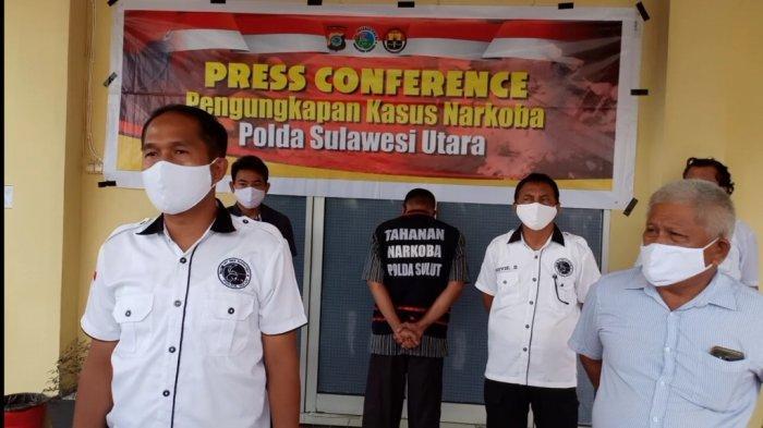 BREAKING NEWS: Ditnarkoba Polda Sulut Ungkap Kasus Narkoba Oknum DPRD Bolmut