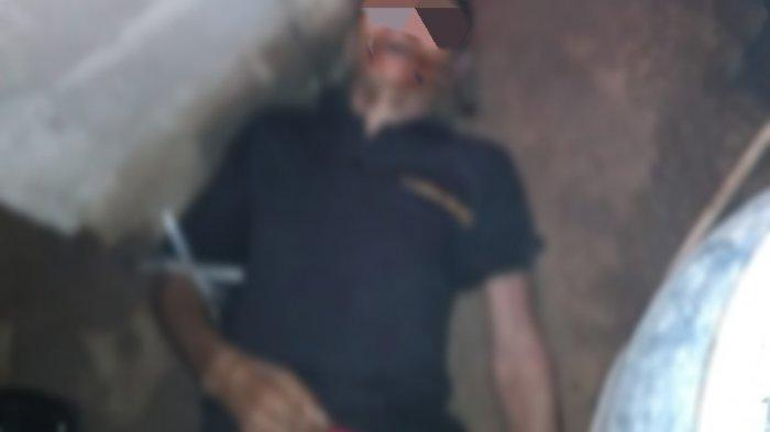 Seorang Nelayan di Tongkaina Ditemukan Meninggal Dalam Kamar Mandi, Dimulutnya Terdapat Darah