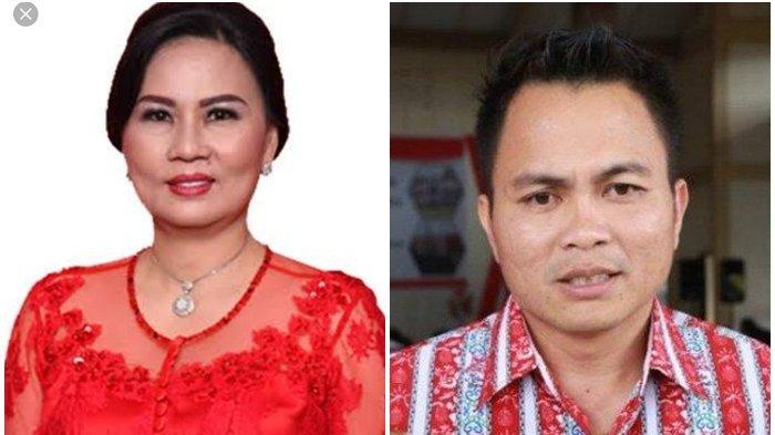 Pilkada Mitra 2024, Panas Persaingan Kader PDIP, Ronald Kandoli Lawan Djein Rende