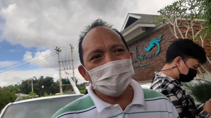 Djemmy Sundah Harapkan Kesediaan Wali Kota Caroll Senduk untuk Nakhodai KONI Tomohon