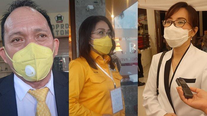 Miky Wenur, Djemmy Sundah, Jilly Eman Potensi Ditugaskan di 2024, 'Mulai Sekarang Rebut Hati Rakyat'