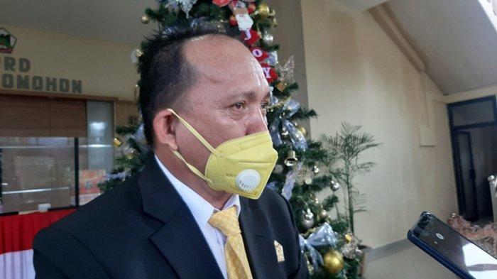 Dukung Airlangga Hartarto Bertarung di Pilpres 2024, Djemmy Sundah Nyatakan Siap All Out di Tomohon