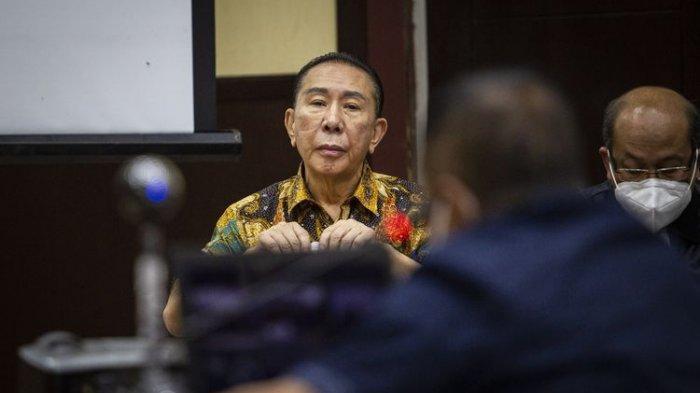 Sebagai Warga Negara Indonesia, Djoko Tjandra Merasa Tak Adil: ''Ini Titik Nadir Penderitaan Saya''