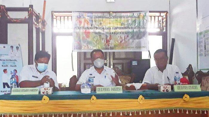 Demi Memajukan Pertanian di Kabupaten Talaud, DKPP Siapkan Program Penyuluhan di Tahun 2022