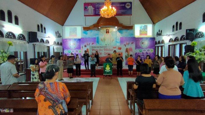 Doa Bersama dari Manado untuk Warga Wuhan