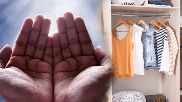 Doa Memakai Pakaian, Bacaan Arab, Latin dan Artinya Indonesia