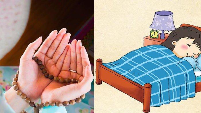Merasa Sulit Tidur? Bacalah Doa dan Surah Pendek Al Quran Ini