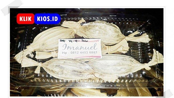 Belanja Yuk! Ada Dodol Imanuel di Kios UMKM Sulut