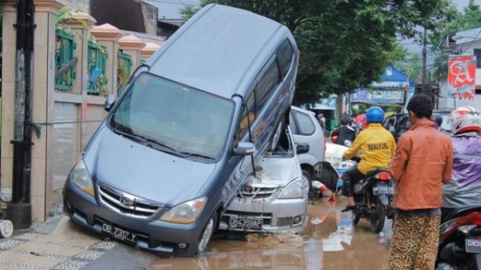 HARI INI 6 Tahun Banjir Bandang Manado, Ada Kisah Dramatis Warga Selamatkan Wanita Cantik Bau Miras