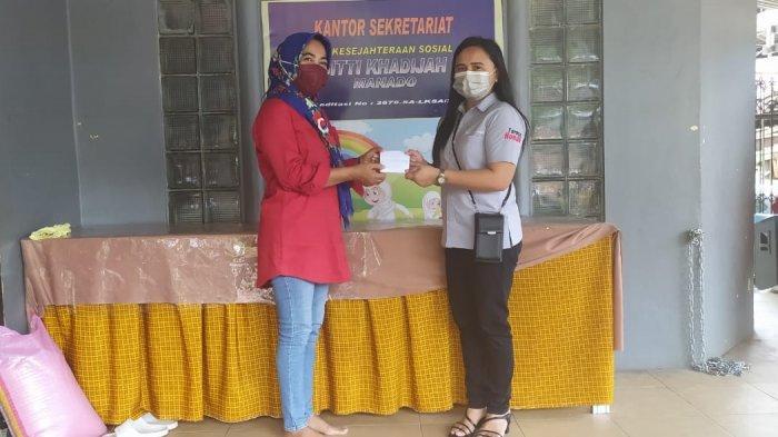 Maknai Idul Adha 1442 H, Honda DAW Berbagi Bersama 4 Panti Asuhan di Manado
