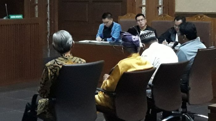 Jainuddin Damopolii Bersaksi Ringankan ADM, Begini Kesaksiannya di Hadapan Hakim Pengadilan Tipikor