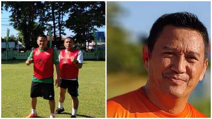 Wartawan di Kota Bitung Berduka, Paulus Kenang Dua Gol Almarhum Agus