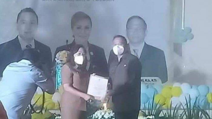 Dolvin Karwur Ditunjuk Jadi Plh Sekretaris Kota Tomohon