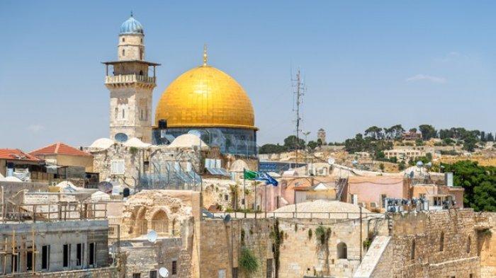 Sejarah Yerusalem, Kota yang Diperebutkan Berbagai Pihak Selama Ribuan Tahun