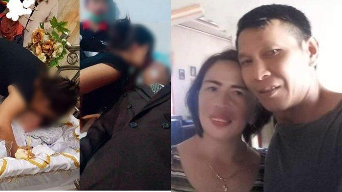 'Mama Ampuni Papa', Tangis Pilu Anak Korban Suami Bunuh Istri, Pasutri Ini Tinggalkan 3 Orang Anak