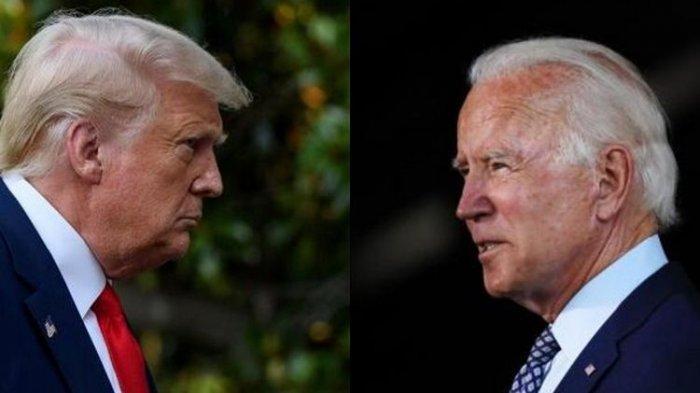 Sosok Joe Biden, Rival Donal Trump Presiden AS yang Alami Insiden 3 Kali Berturut-turut, Kini Sakit