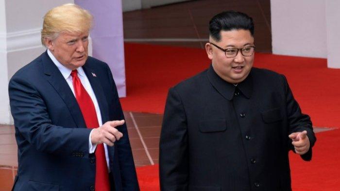 Asia Tenggara Berpeluang Jadi Tempat Pertemuan Kedua Trump dan Kim Jong Un