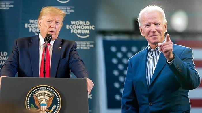 Donald Trump Peringatkan Joe Biden soal Amandemen: Hati-hati dengan Apa yang Anda Inginkan