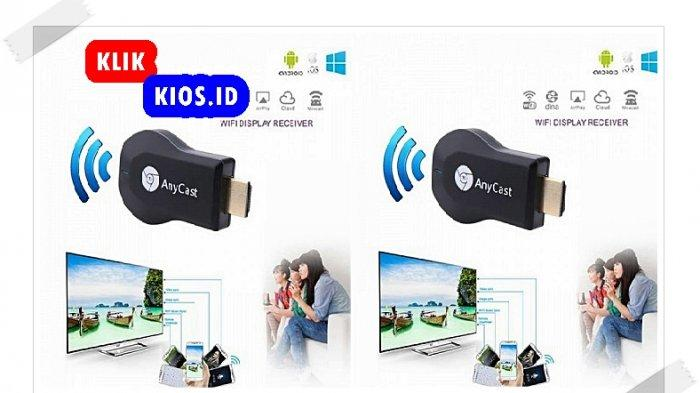 Belanja Yuk! Ada Dongle HDMI Wireless di Kios UMKM Sulut