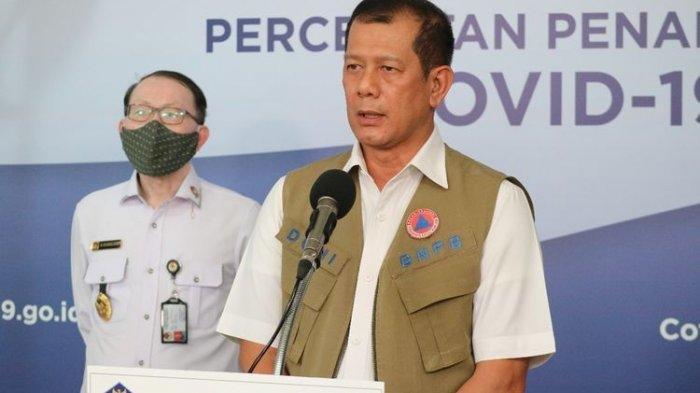 Ketua Tim Satgas Covid-19 Doni Monardo Positif Corona, Sempat Berkunjung ke Sulbar dan Kalsel