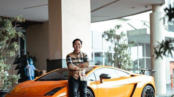 Kisah Doni Salmanan, Dulu Tukang Parkir Kini Bagi-bagi Donasi Rp 1 Miliar: Saya Bersyukur