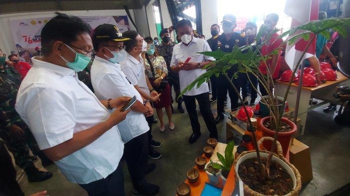 Di Tengah Pandemi Covid-19, Provinsi Sulut Ekspor 8 Komoditas ke 14 Negara
