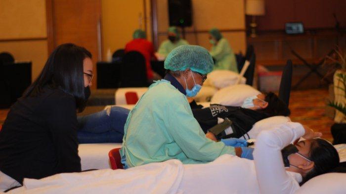 Aksi Kemanusiaan, ASTON Manado kembali gelar Donor Darah