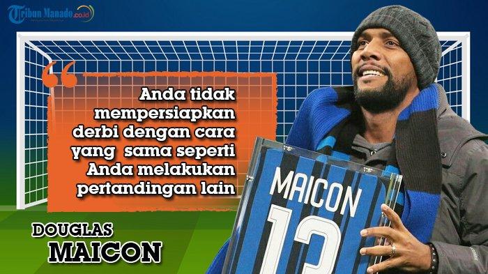 Masih ingat Maicon? Kini Kembali ke Italia, Mantan Pemain Inter Milan Ini Lanjutkan Karier di Seri D