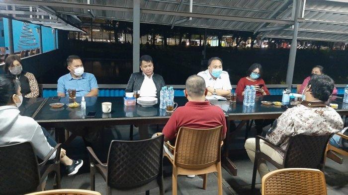 Melki Suawah Tegaskan Ferdinand Mono Turang Masih Sebagai Ketua DPC Gerindra Tomohon