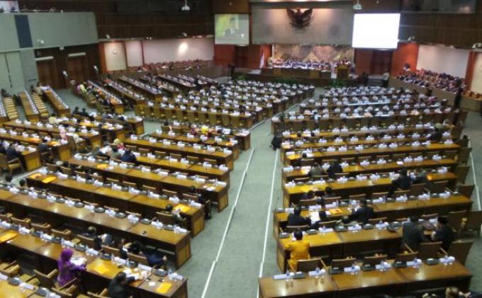 Dari 546 Anggota DPR RI, Ternyata Baru 75 Orang Saja Yang Lapor Harta Kekayaan
