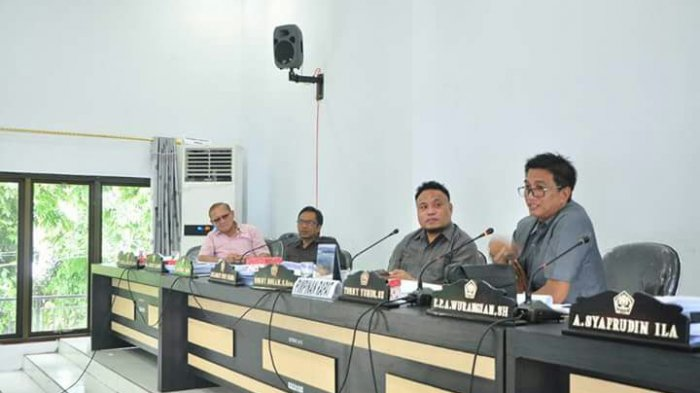 DPRD Bitung Nilai Anggaran FPSL 2018 Sebesar Rp 3 Miliar Pemborosan