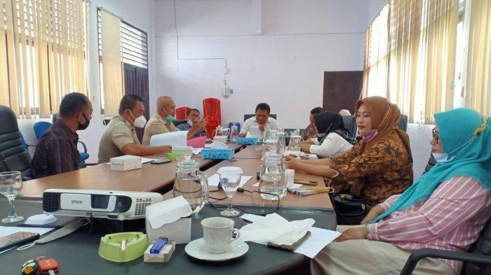 Dewan Pertanyakan Status Pasar Genggulang Kotamobagu