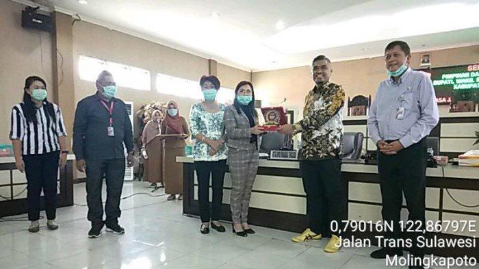 DPRD Mitra Apresiasi Cara Pencegahan Covid-19 Gorontalo Utara